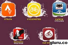 5 Aplikasi Wajib Bagi kalian Yang Hobi Bersepeda